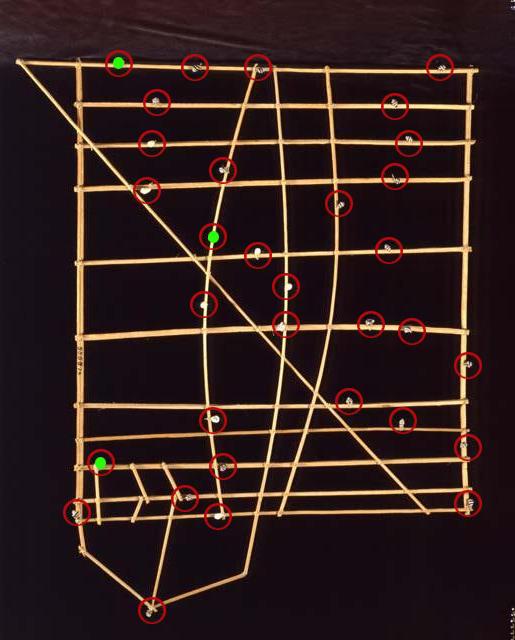 """Les cartes en bâtonnets, ou """"stick charts"""" des Iles Marshall (devinette dédiée à Northman) - Page 6 Compte10"""