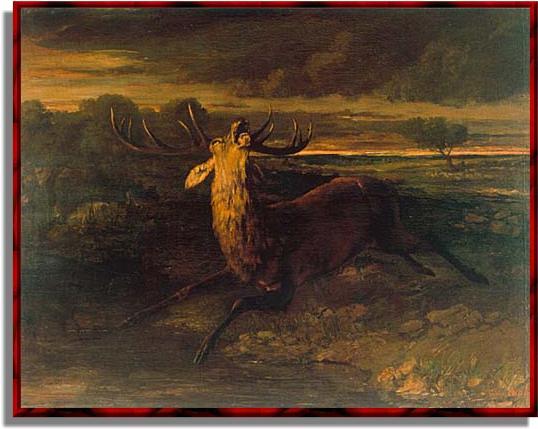 """David Bosc """"La claire fontaine"""", les années d'exil de Courbet Courbe13"""