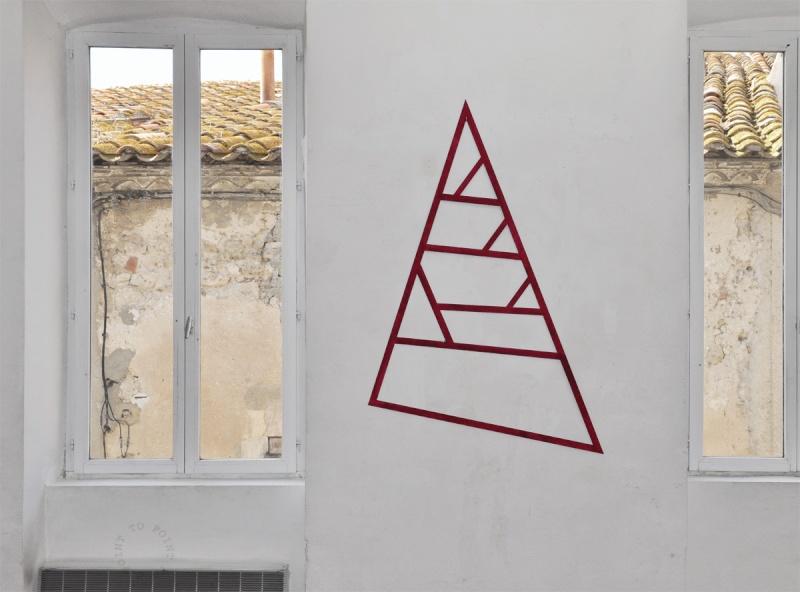 Cartes en bâtonnets et art contemporain (ou plus ancien) Daniel10