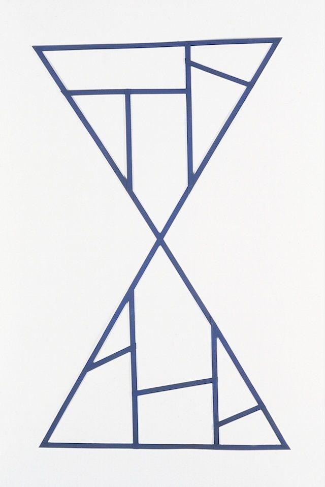 Cartes en bâtonnets et art contemporain (ou plus ancien) Dezeuz10