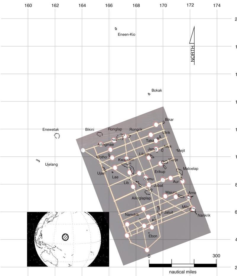 """Les cartes en bâtonnets, ou """"stick charts"""" des Iles Marshall (devinette dédiée à Northman) - Page 6 Essai_10"""