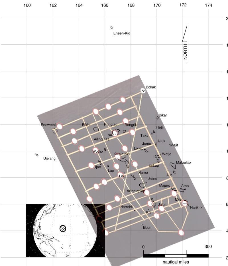 """Les cartes en bâtonnets, ou """"stick charts"""" des Iles Marshall (devinette dédiée à Northman) - Page 6 Essai_12"""