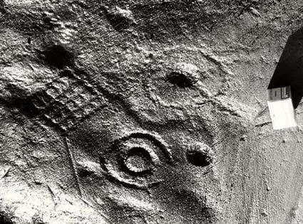 Scottish Story 1: Rock art sur le site préhistorique de Kilmartin en Ecosse. Fowber10