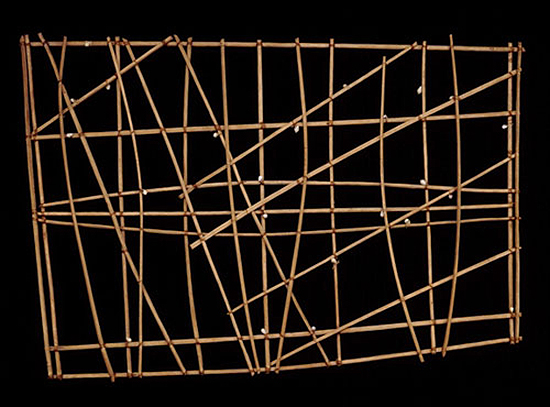 """Les cartes en bâtonnets, ou """"stick charts"""" des Iles Marshall (devinette dédiée à Northman) Stckch10"""
