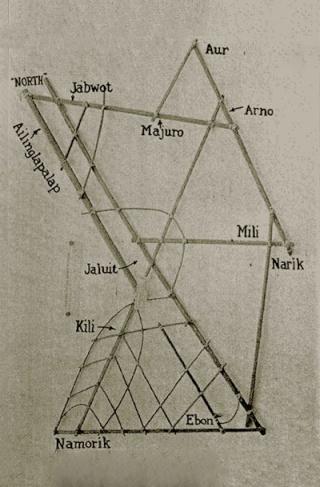 """Les cartes en bâtonnets, ou """"stick charts"""" des Iles Marshall (devinette dédiée à Northman) - Page 3 Tumblr12"""