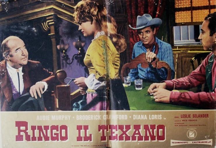 The Texican / Texas kid. 1966 . Lesley Selander 8987510
