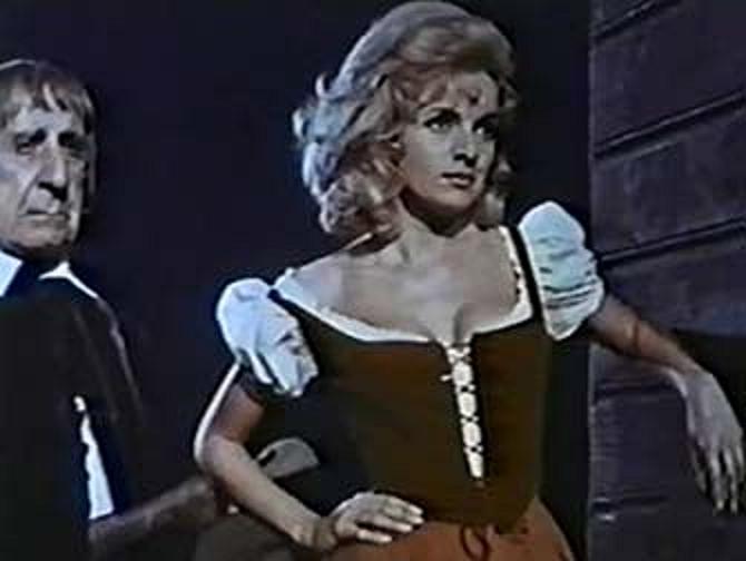 Mary la Rousse, Femme Pirate - Umberto Lenzi - 1961 Agosti10