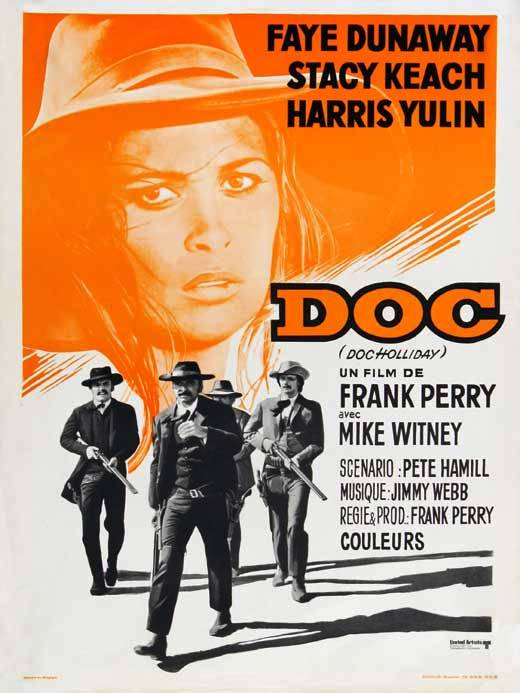 Doc Holliday - ''Doc'' - 1971 - Frank Perry  Dochol10