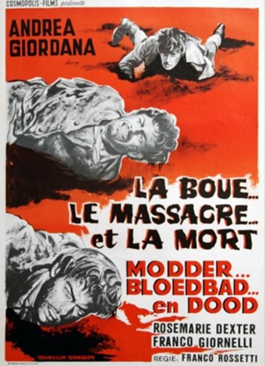 La boue, le massacre et la mort ( El Desperado ) –1967- Franco ROSSETTI La_bou10
