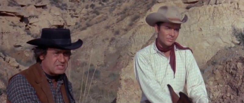 The Texican / Texas kid. 1966 . Lesley Selander Vlcsn193