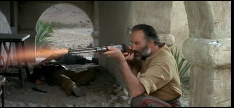 Un colt pour trois salopards - Hannie Caulder - 1971 - Burt Kennedy  Vlcsna49