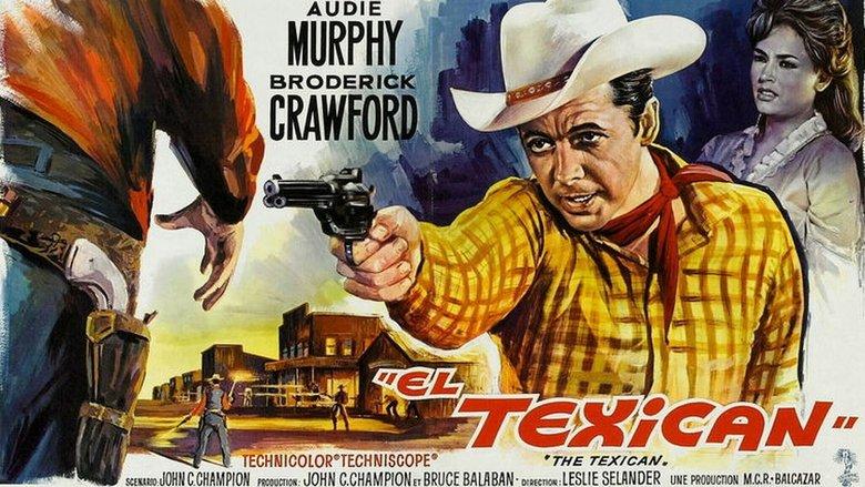 The Texican / Texas kid. 1966 . Lesley Selander Yawkno10