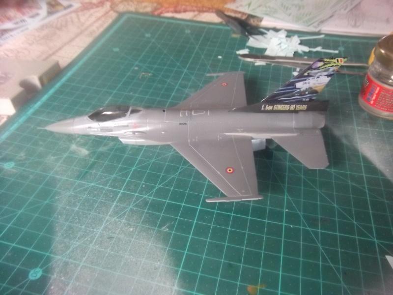 F-16A 90 ans de la 1° escadrille Dscf3969