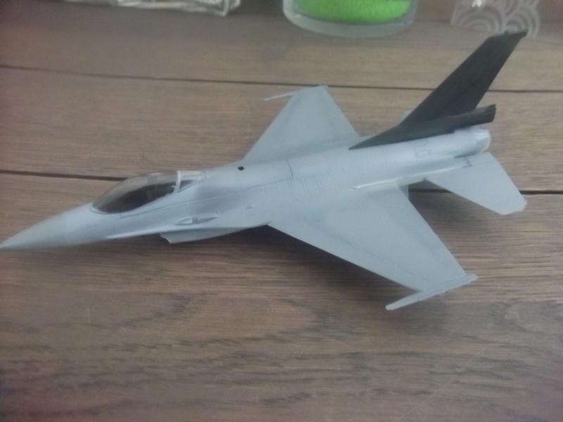 F-16A 90 ans de la 1° escadrille Dscf3971