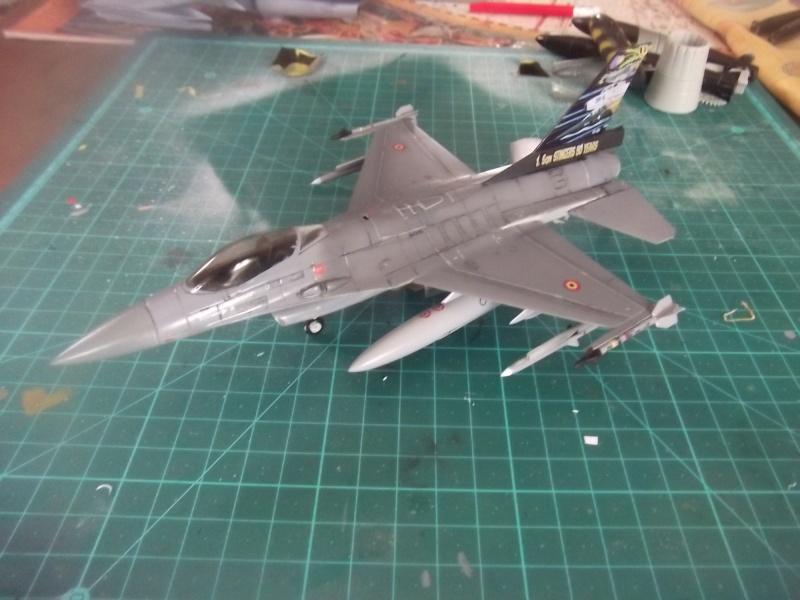 F-16A 90 ans de la 1° escadrille Dscf4047
