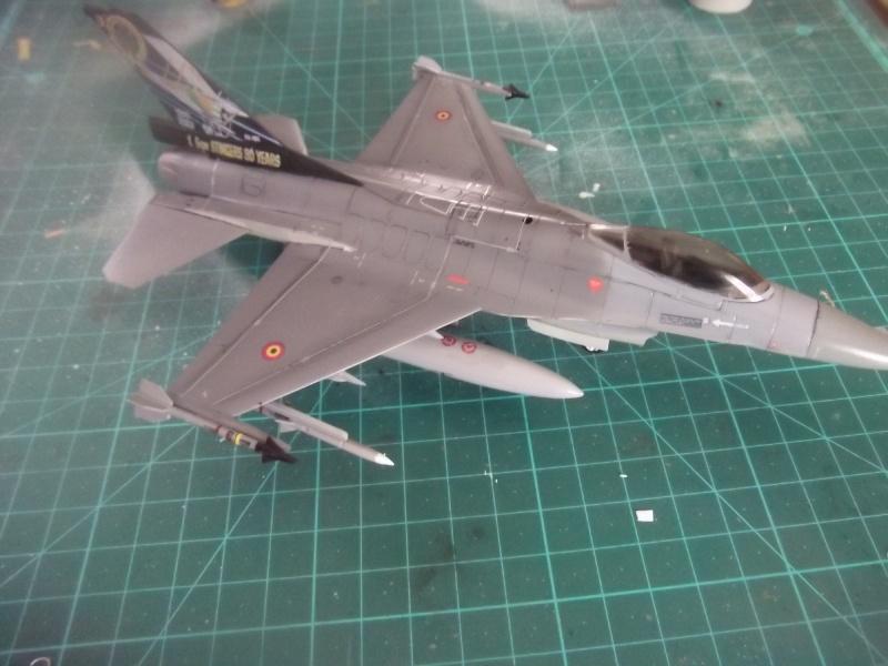 F-16A 90 ans de la 1° escadrille Dscf4048