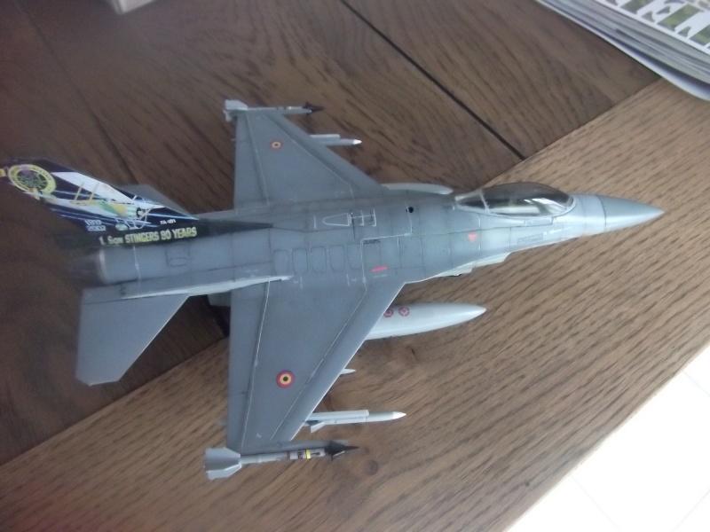 F-16A 90 ans de la 1° escadrille Dscf4056