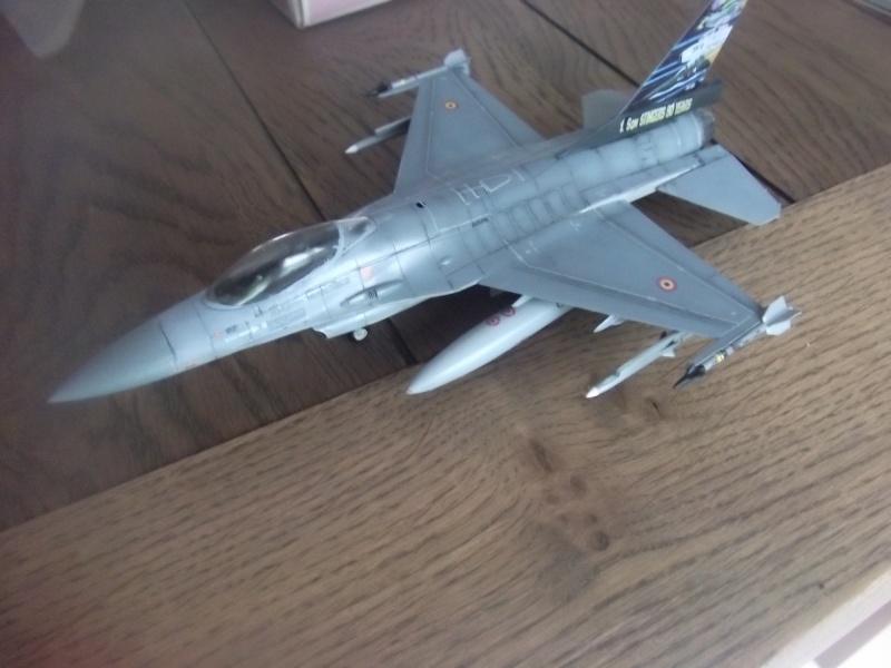 F-16A 90 ans de la 1° escadrille Dscf4057