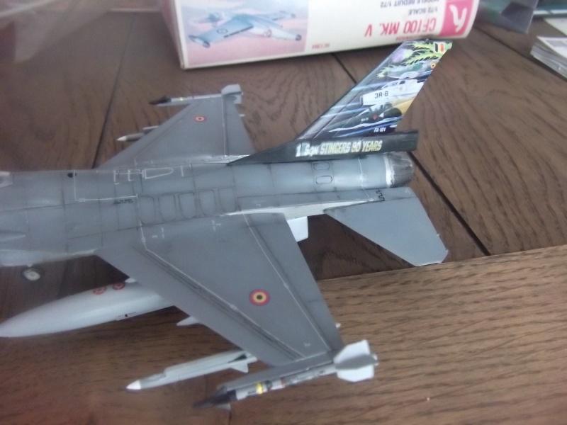 F-16A 90 ans de la 1° escadrille Dscf4058