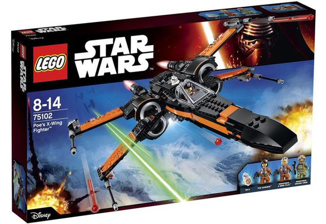 First official images of the Lego Star Wars The Force Awakens Sets? 13869610