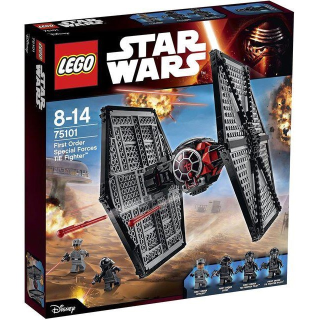 First official images of the Lego Star Wars The Force Awakens Sets? 13869612