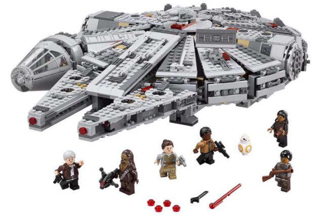 First official images of the Lego Star Wars The Force Awakens Sets? 13869615