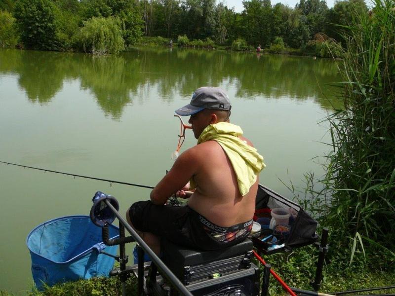 Festival de pêche sur le plan d'eau de Chuzelles (38) 13 et 14 juin P1150520