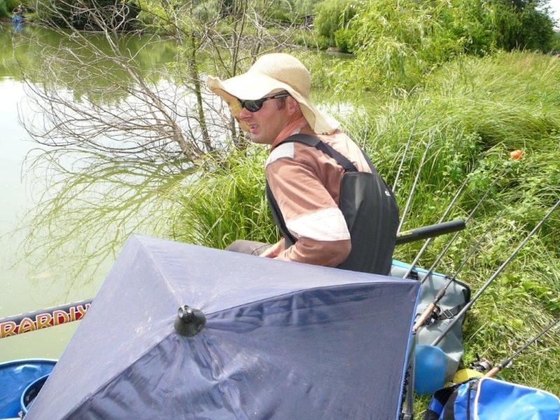 Festival de pêche sur le plan d'eau de Chuzelles (38) 13 et 14 juin P1150523