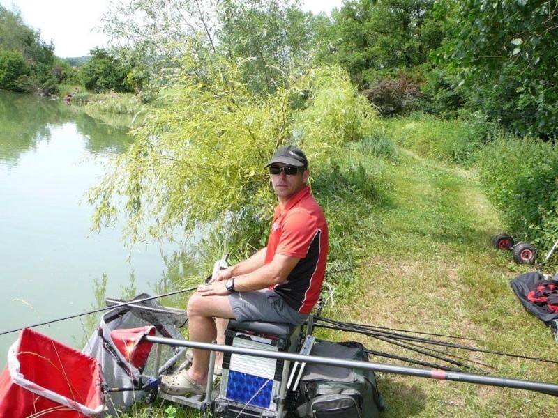 Festival de pêche sur le plan d'eau de Chuzelles (38) 13 et 14 juin P1150524
