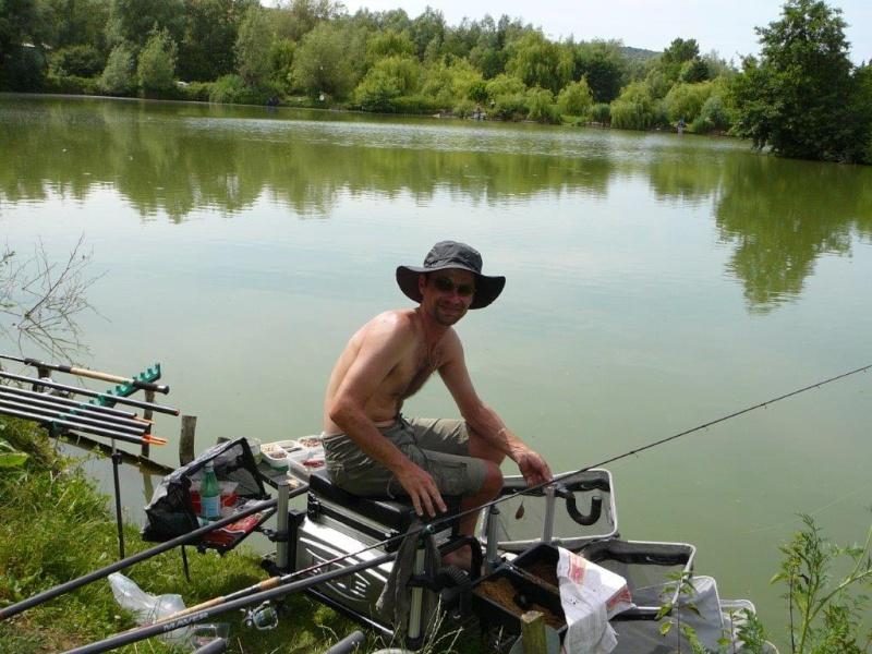 Festival de pêche sur le plan d'eau de Chuzelles (38) 13 et 14 juin P1150526