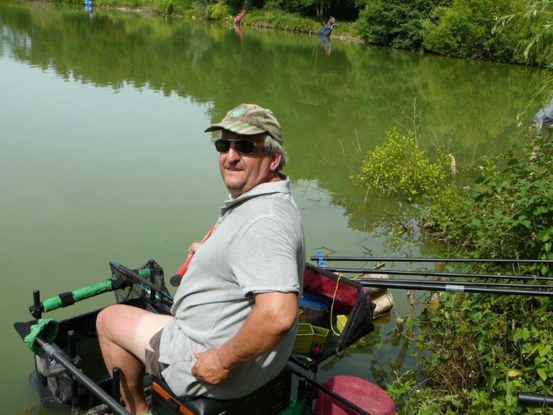 Festival de pêche sur le plan d'eau de Chuzelles (38) 13 et 14 juin P1150527