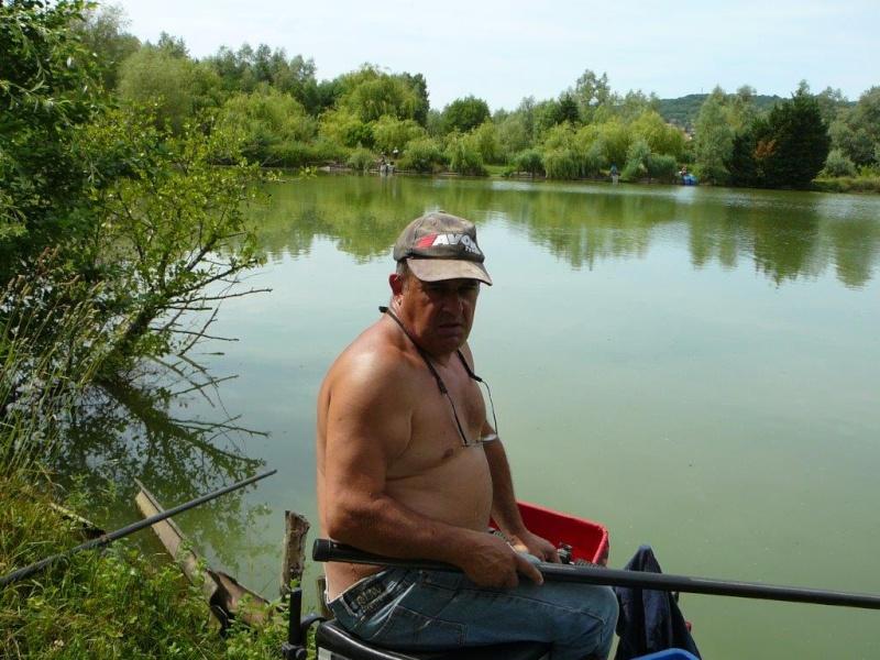 Festival de pêche sur le plan d'eau de Chuzelles (38) 13 et 14 juin P1150528