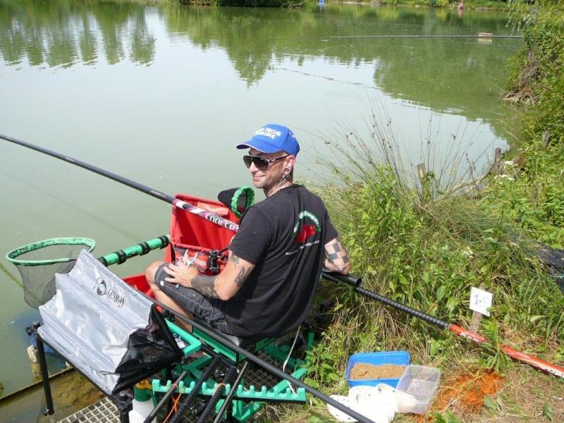 Festival de pêche sur le plan d'eau de Chuzelles (38) 13 et 14 juin P1150530
