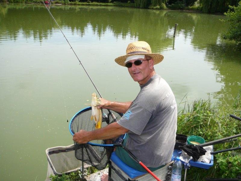 Festival de pêche sur le plan d'eau de Chuzelles (38) 13 et 14 juin P1150532