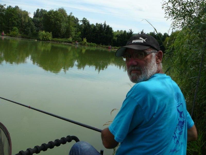 Festival de pêche sur le plan d'eau de Chuzelles (38) 13 et 14 juin P1150533