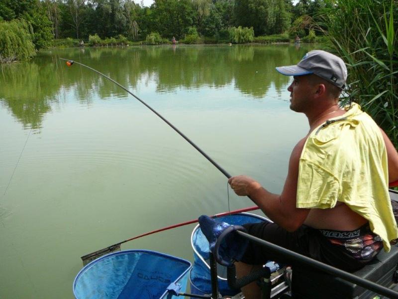 Festival de pêche sur le plan d'eau de Chuzelles (38) 13 et 14 juin P1150534