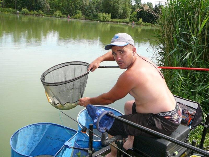 Festival de pêche sur le plan d'eau de Chuzelles (38) 13 et 14 juin P1150535