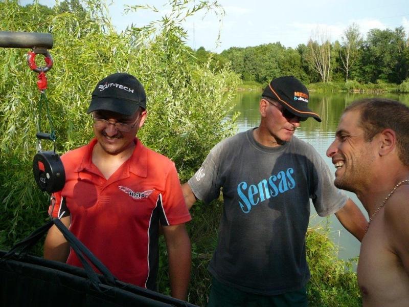 Festival de pêche sur le plan d'eau de Chuzelles (38) 13 et 14 juin P1150541