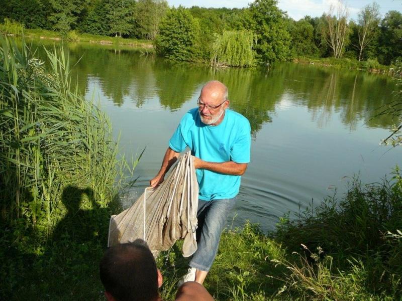 Festival de pêche sur le plan d'eau de Chuzelles (38) 13 et 14 juin P1150542