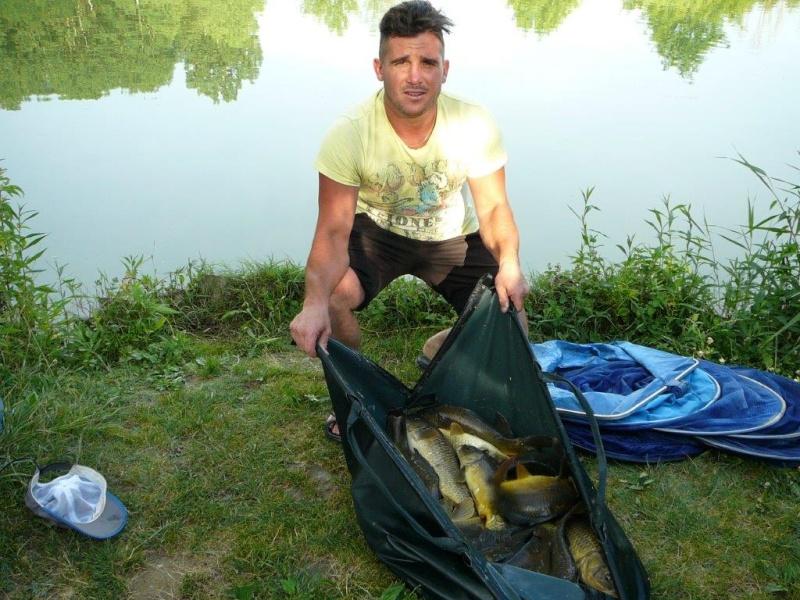 Festival de pêche sur le plan d'eau de Chuzelles (38) 13 et 14 juin P1150543