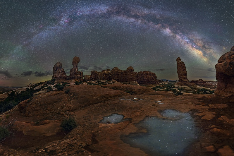 David Lane Astrophotography - Stunning  Arches10