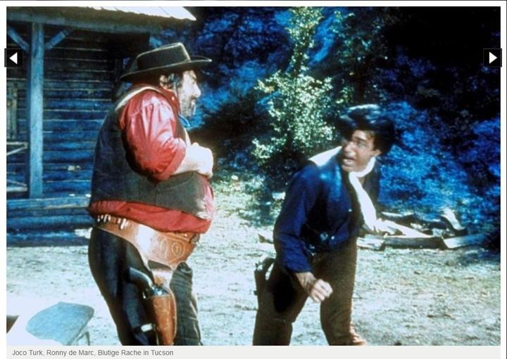 On Meurt à Tucson - Per un dollaro a Tucson si muore - 1964 - Cesare Canevari  Captur14