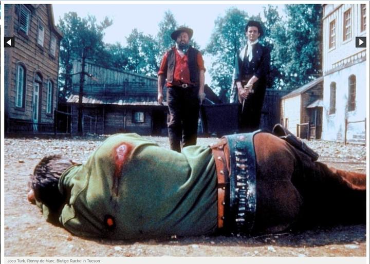 On Meurt à Tucson - Per un dollaro a Tucson si muore - 1964 - Cesare Canevari  Captur15