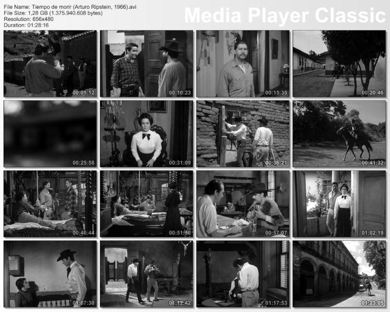 Tiempo de morir (1965) de Arturo Ripstein scénario Gabriel García Márquez et Carlos Fuentes Gqklxe10