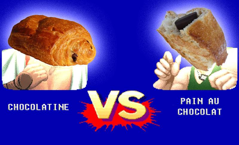Sondage : Pain au chocolat ou chocolatine ? Chocol10