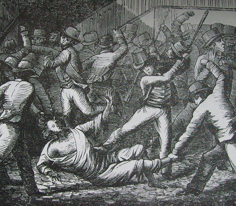 La mort d'Axel de Fersen - 20 juin 1810 800px-10