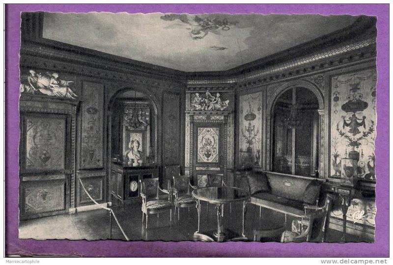 Le boudoir turc de Marie-Antoinette à Fontainebleau - Page 2 Boudoi10