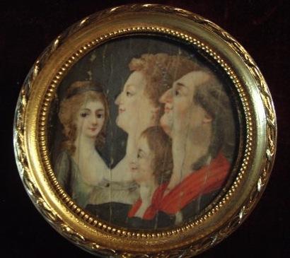 Le physique des enfants de Louis XVI et Marie-Antoinette - Page 3 Famill11