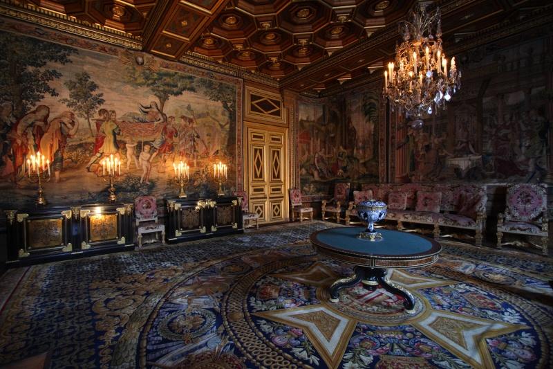 Le boudoir turc de Marie-Antoinette à Fontainebleau - Page 2 Grand_10
