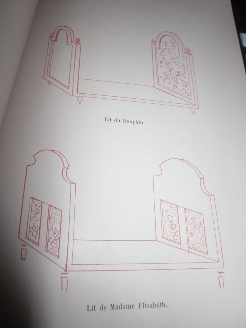 Plans et aménagements du donjon du Temple : la grande tour, la petite tour - Page 2 Img_0125